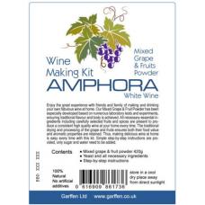Набор для виноделия AMPHORA на 23 л. белое вино.
