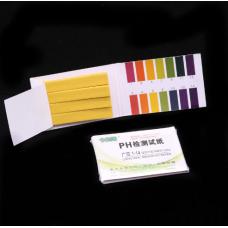 Лакмусовая бумага, индикатор кислотно-щелочного баланса, 1-14
