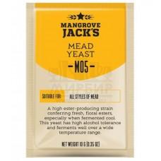 Дрожжи пивные Mangrove Jack's Mead M05, 10 гр.